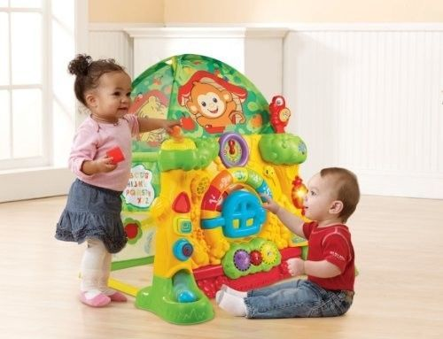 Grow & Discover Tree House Teaches Colors Shapes & Animals 40+ Playful Songs NEW #VTech