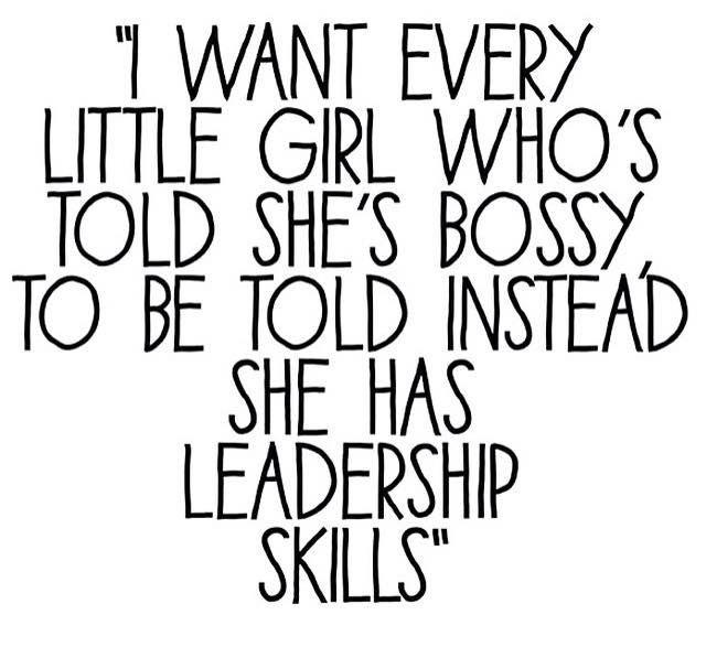 Feminism · Bossy QuotesWitty ...