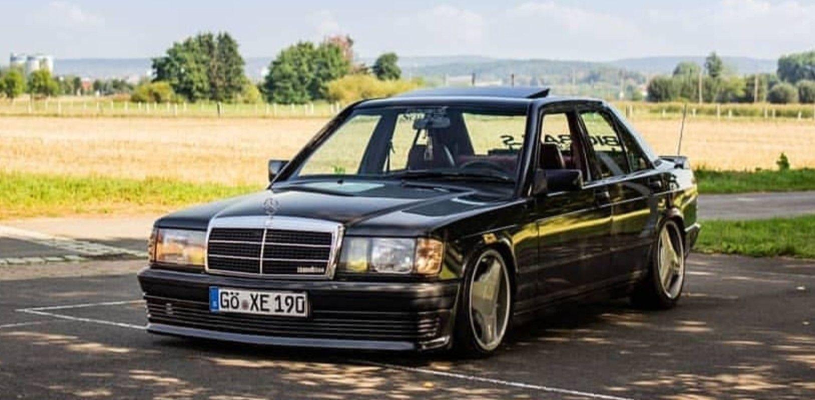 Pin Von Sjailendra Iskandar Auf Mercedes 190e W201 Mit Bildern