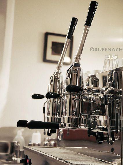 Fiorenzato Piazza San Marco | Lever Espresso Machines | Pinterest ...