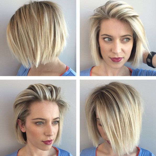 ways to style short straight hair 42 sizzling ways to wear hair this summer надо 4057 | 25c21285b81a98fa5905b7b5c0c85621