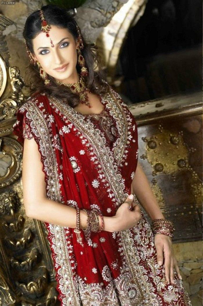 Beautiful Bridal Hairstyles : Beautiful pakistan bridal hairstyle girls in