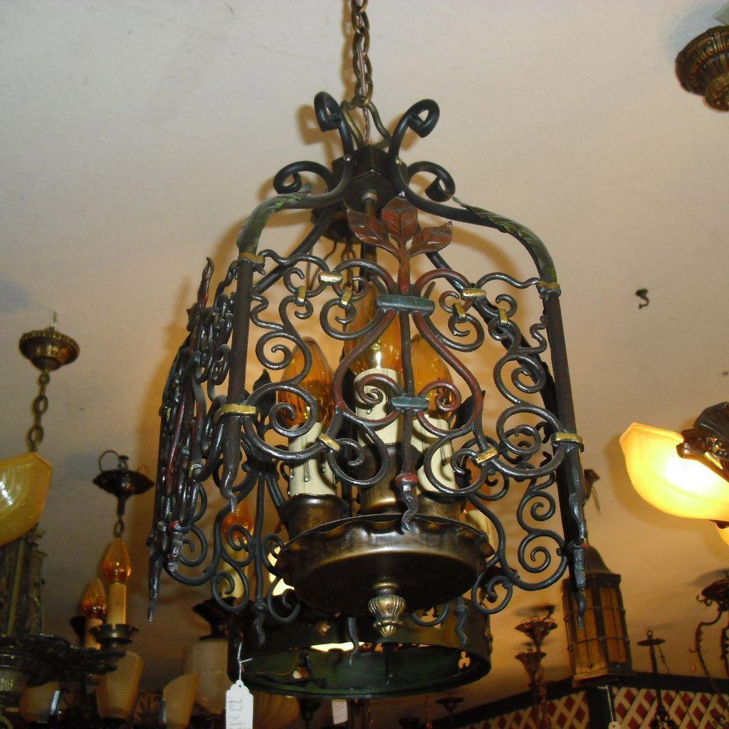 Spanish revival 3 light entryway chandelier entryway chandelier spanish revival 3 light entryway chandelier spanish revival 3 light entryway chandelier aloadofball Images