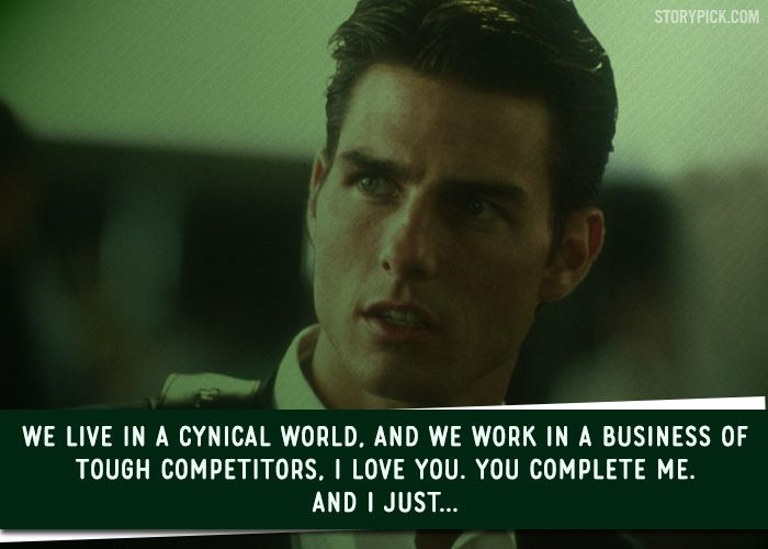Tom Cruise Quotes: 19 Jerry Maguire Quotes That'll Remind You Of How