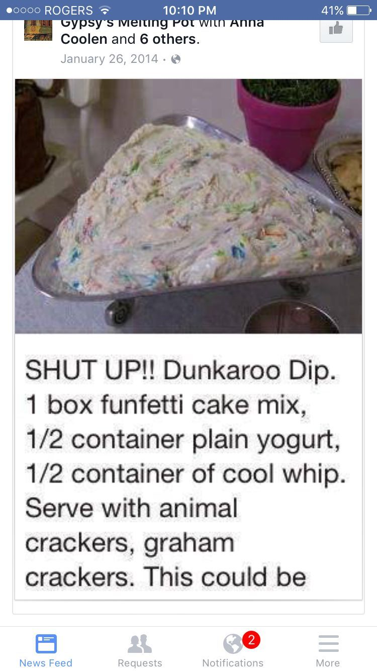 Dunkaroo dip yumm #dunkaroodip Dunkaroo dip yumm