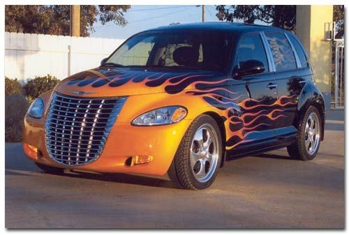 PTEAZER - Your Source For PT Cruiser Parts, PT Cruiser Conversions, PT Cruiser Modifications, PT Cruiser Aftermarket Parts, PT Cruiser Accessories and Panel Conversions.