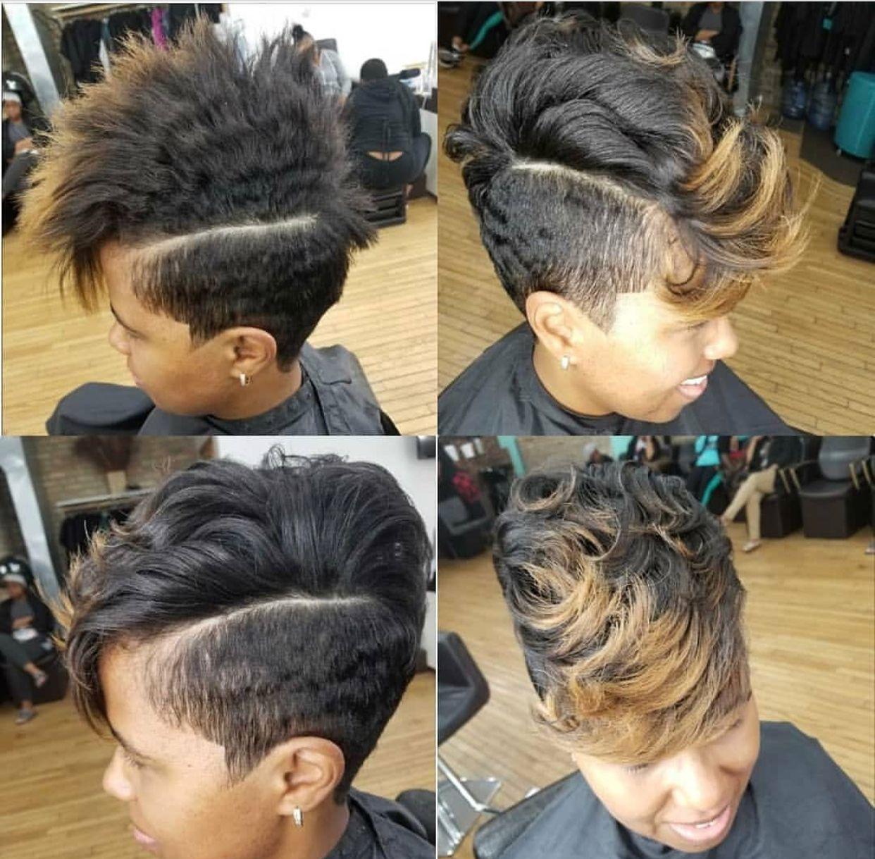 Short gaue  Short sassy hair, Sassy hair, Short hair styles