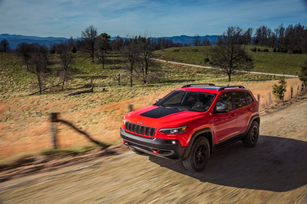 Towing Capacity Tow With A Jeep Cherokee With Images Jeep