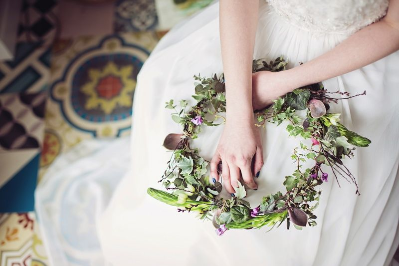 The Flower Fairies of Askham Hall   UK Wedding Venues Directory - Image by Tiree Dawson Photography.