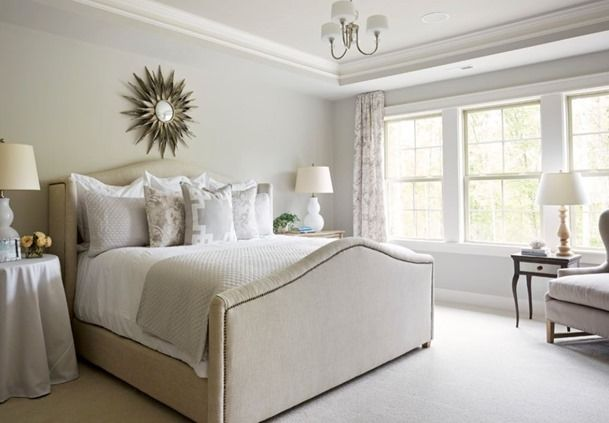 A Few Of My Favorite Sherwin William Colors Gray Master Bedroom