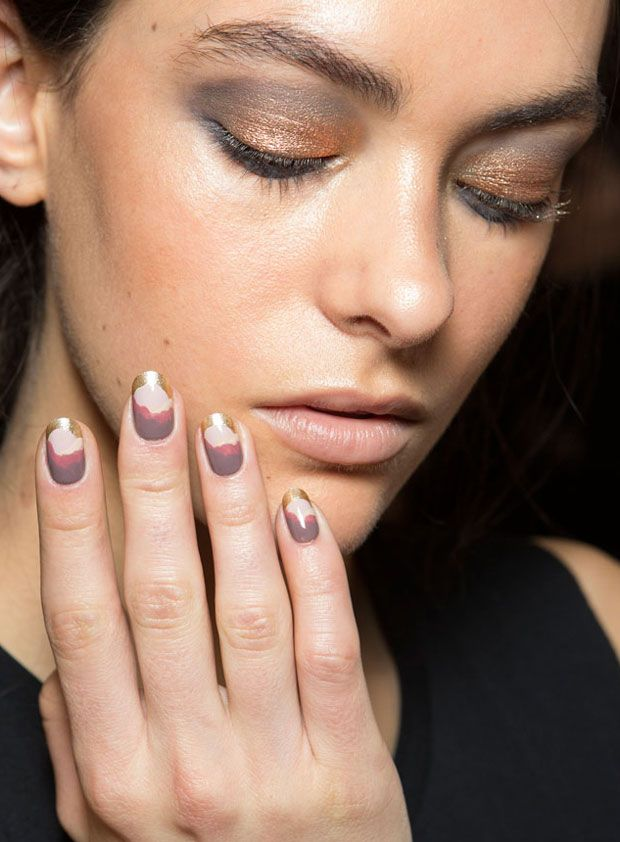 Backstage Beauty: Star Wars-Inspired Nail Art at Mara Hoffman Fall ...