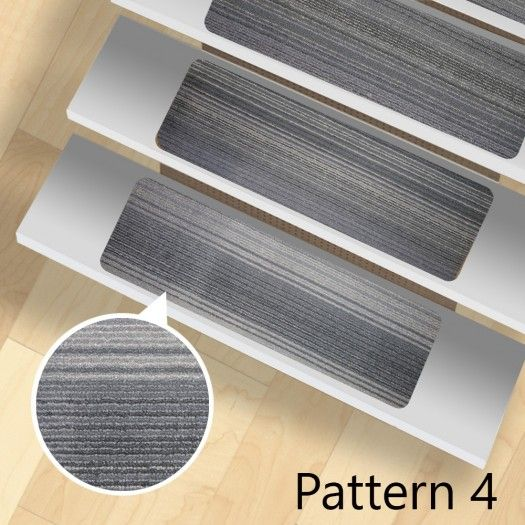 Best 13 Stair Treads Peel And Stick Carpet Stair Rugs 640 x 480