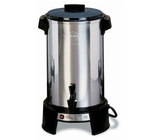 West Bend 43536 Aluminum 36cup Commercial Coffee Urn Amazon Best Buy Christmasgifts Coffee Urn Coffee Maker Percolator Coffee