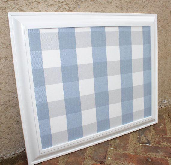 Framed CORK Board or Framed MAGNET Board by DesignsByEmmaPaige ...