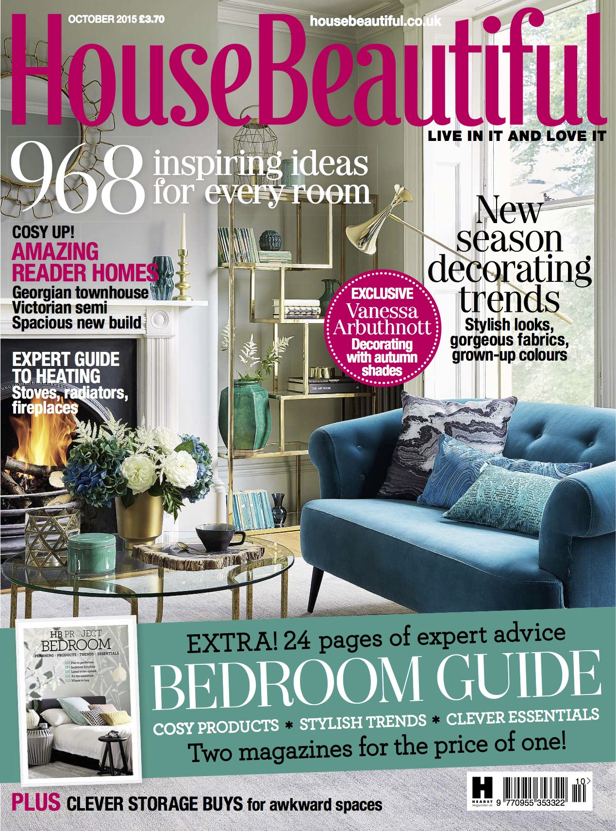 House Beautiful Magazine Why You Should Decorate With Copper This Year  House Beautiful