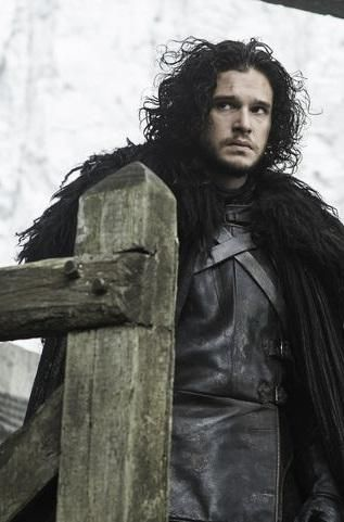 Does jon snow die in the game of thrones books