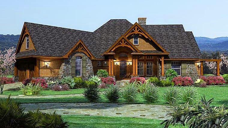 planos casas de madera
