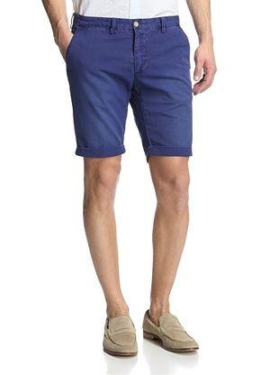73c43b3d53 GANT Rugger Men's Canvas Shorts (Pilot Blue) | Macabatt | Mens ...