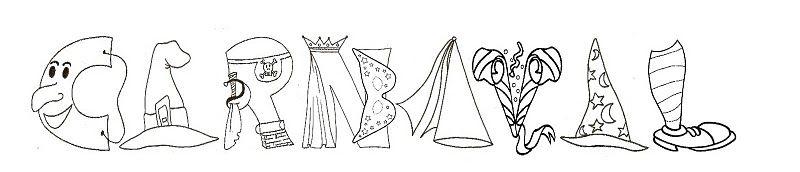 RECURSOS EDUCACION INFANTIL: Carteles y Rotulos para colorear: del