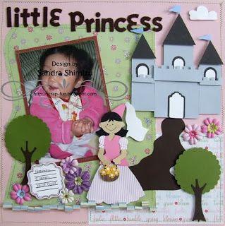 fun-ideas handmade: Princesinha, aulas, mimos...