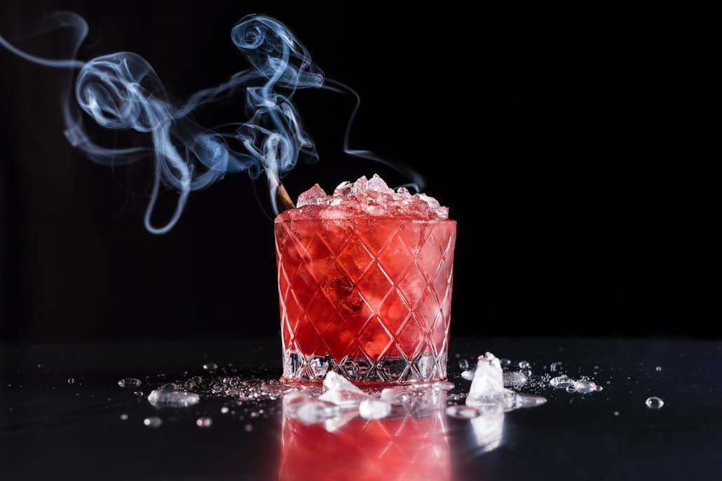 Bourbon-Blackberry Cocktail Recipe