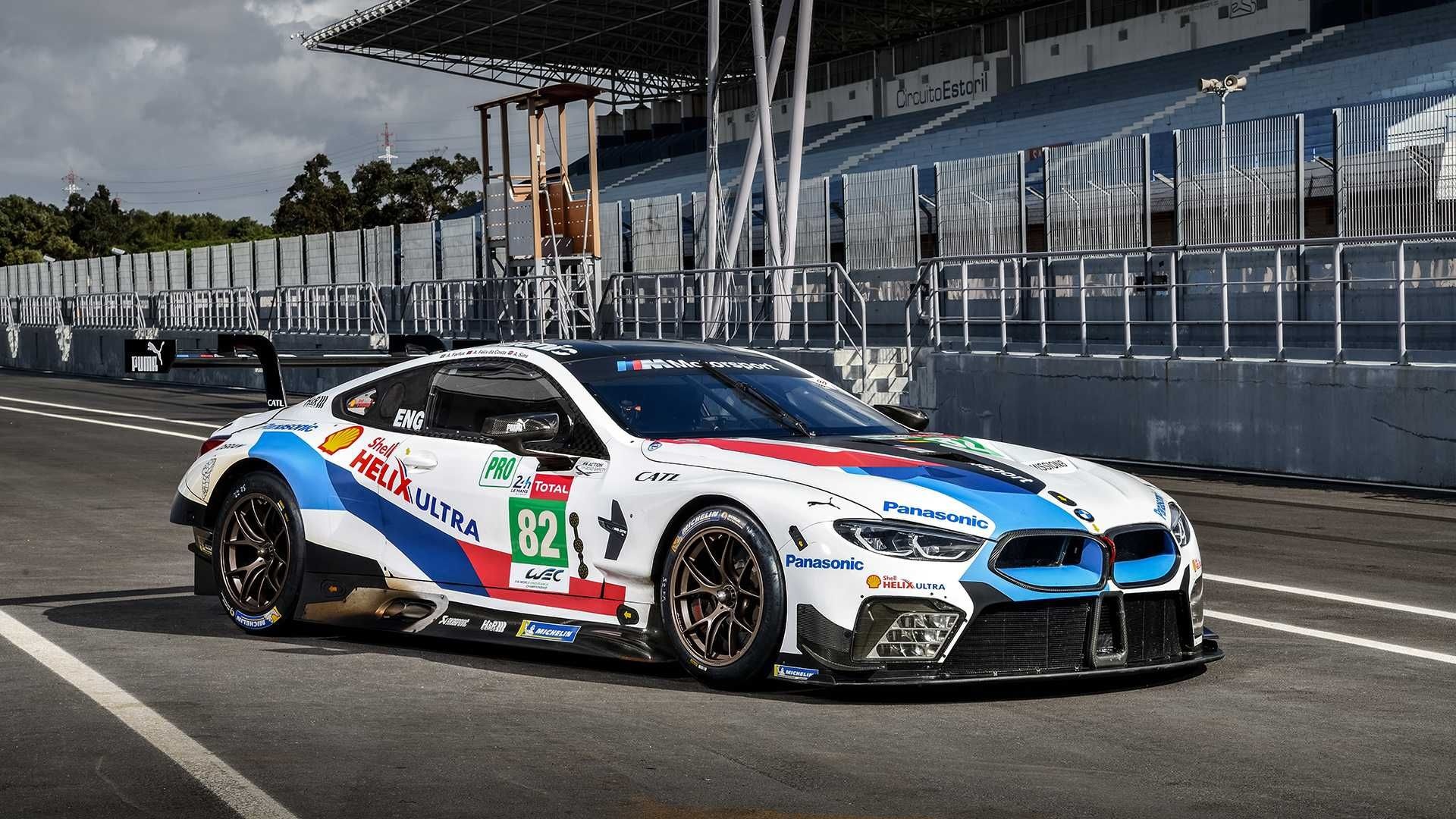 Bmw M8 Gte First Drive And M8 Prototype Ride Still Spinning With