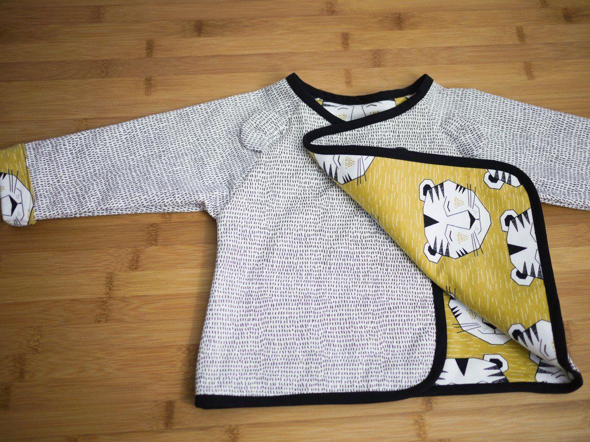 f958f38a303ea Patron de couture PDF à télécharger. Bébé Mixte 6 mois - 4 ans. Patron