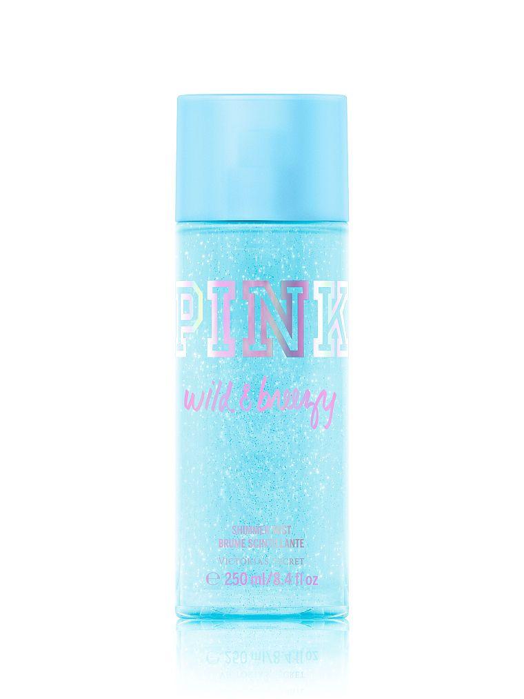 5b10bd40f1329 Wild & Breezy Shimmer Body Mist - PINK - Victoria's Secret | Kids ...