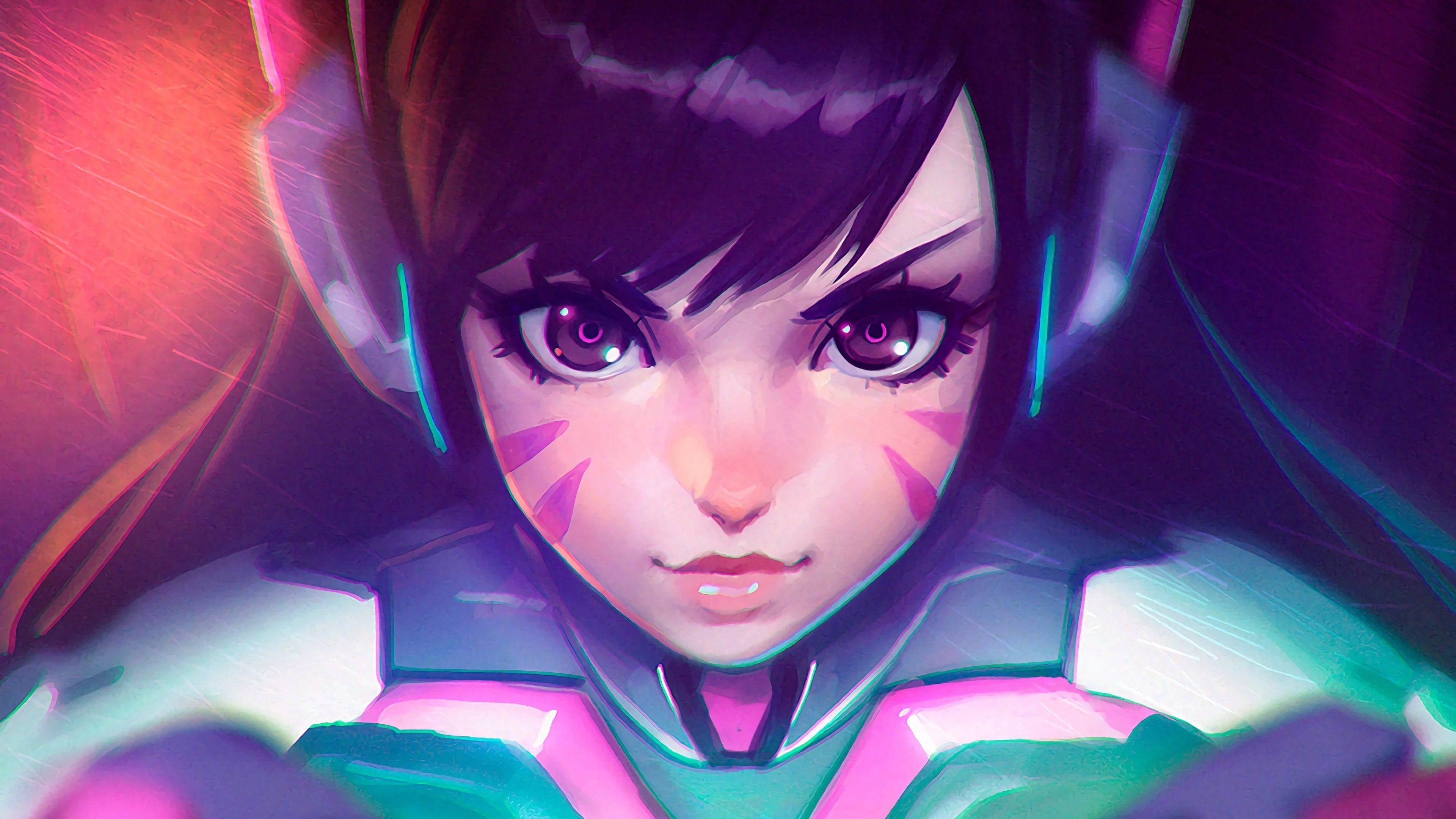3840x2160 Dva Overwatch 4k Best Wallpaper For Desktop Background Overwatch Wallpapers Character Wallpaper Cartoon Wallpaper Hd