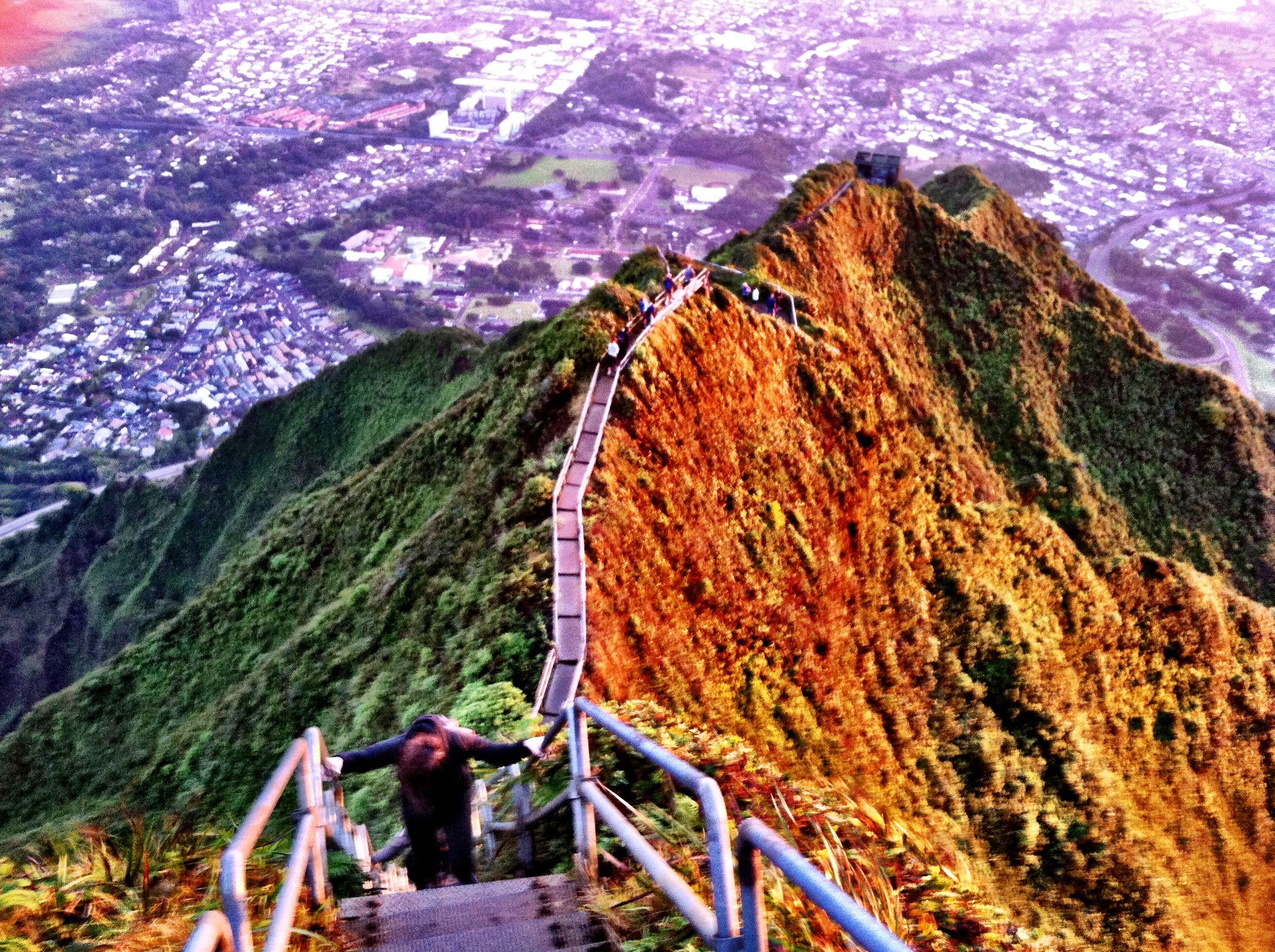 Stairway To Heaven Hike Oahu