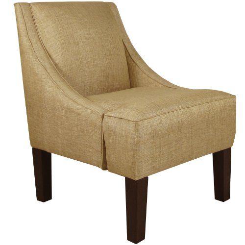 Skyline Furniture Swoop Arm Chair, Glitz Filbert Skyline Furniture http://www.amazon.com/dp/B00FIWCW8I/ref=cm_sw_r_pi_dp_nmc7vb1VA24FR