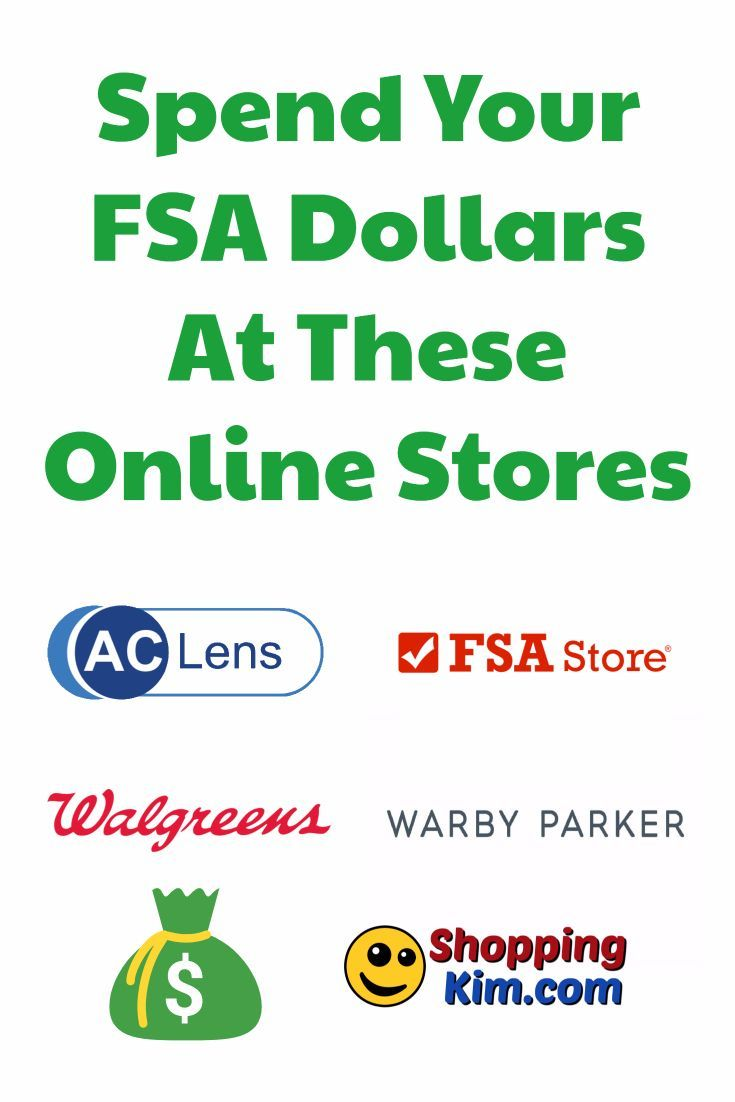 Use It or Lose It: Online Stores That Accept FSA Dollars   Warby ...