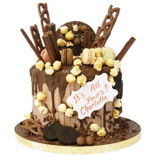 Indulgence Chocolate Cake In 2020 Drip Cakes Chocolate