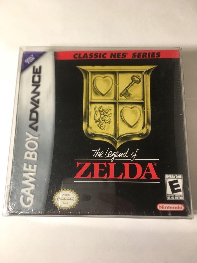 classic nes series the legend of zelda