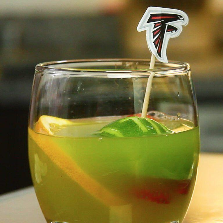 Super Bowl Margarita Jungle Juice