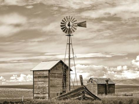 Old Windmill Windmill Art Prints And Prints
