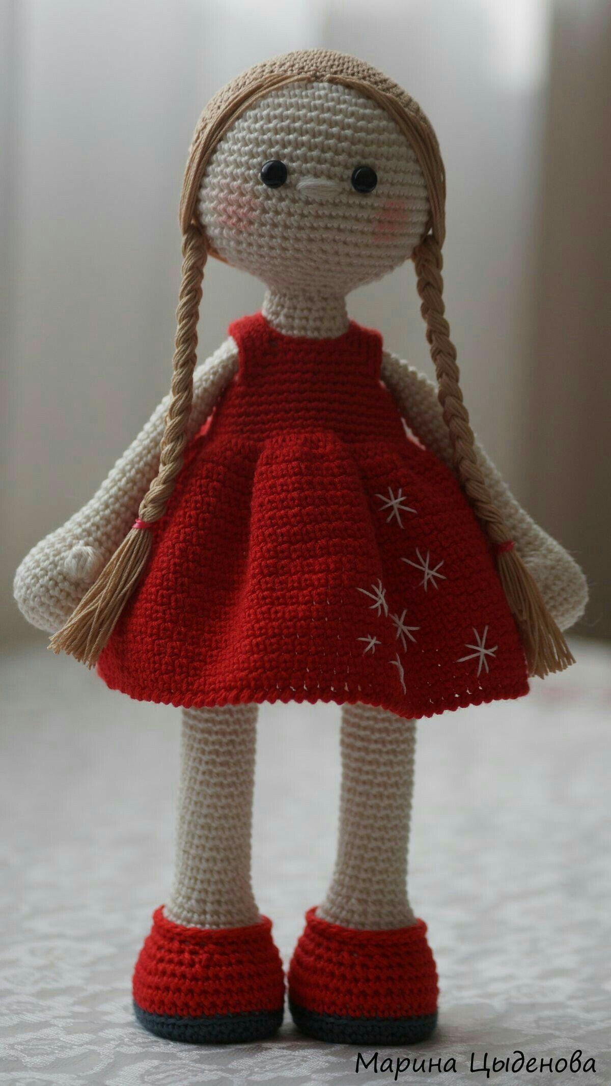 Pin von Ca Sem auf CaroCreated, niedliche Puppen, Cute Dolls ...