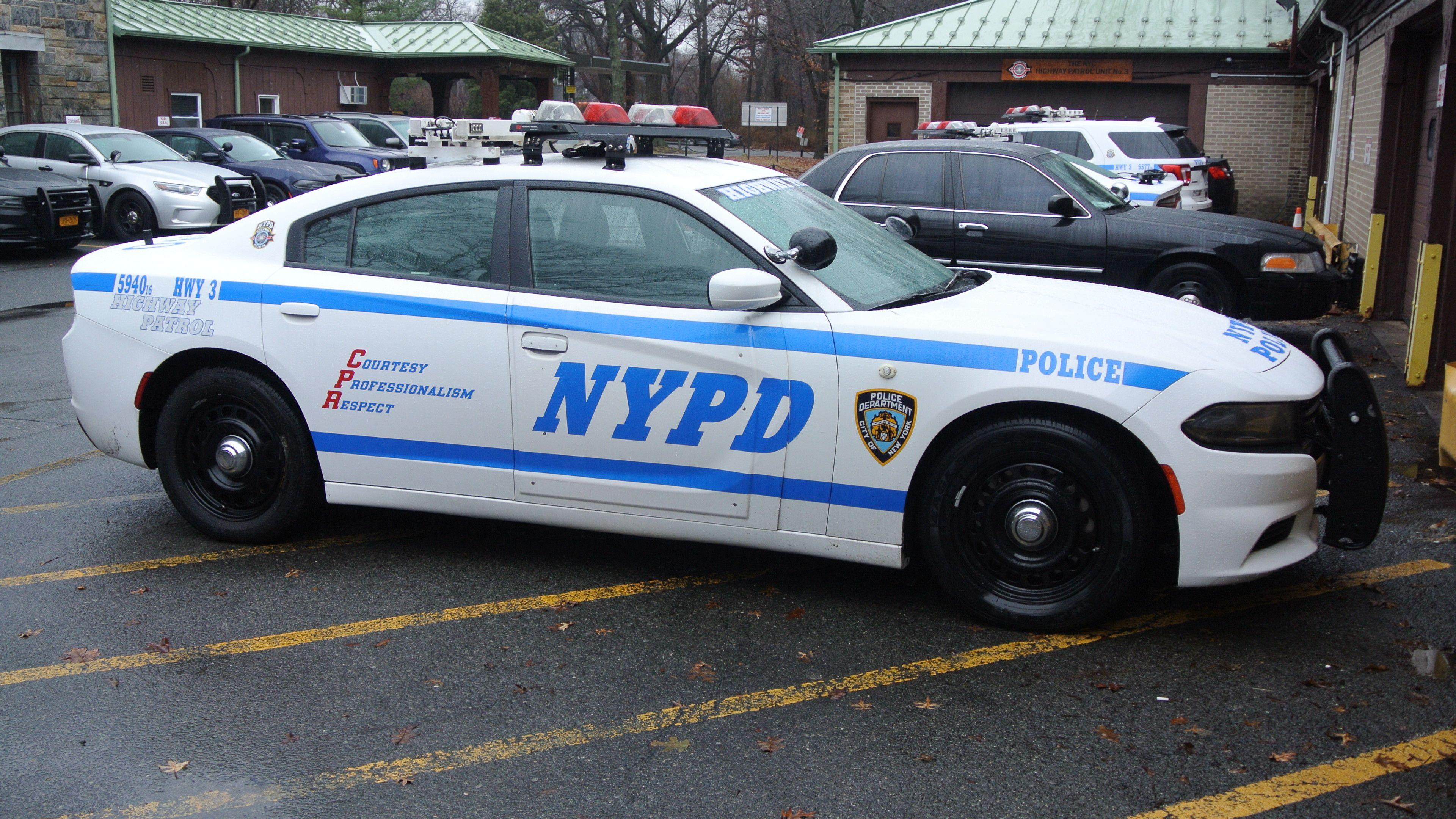 New York Police Department Highway Patrol Police New York Police Us Police Car
