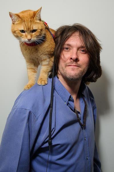 James And Bob Bob Der Streuner Beruhmte Katzen Katzenspruche