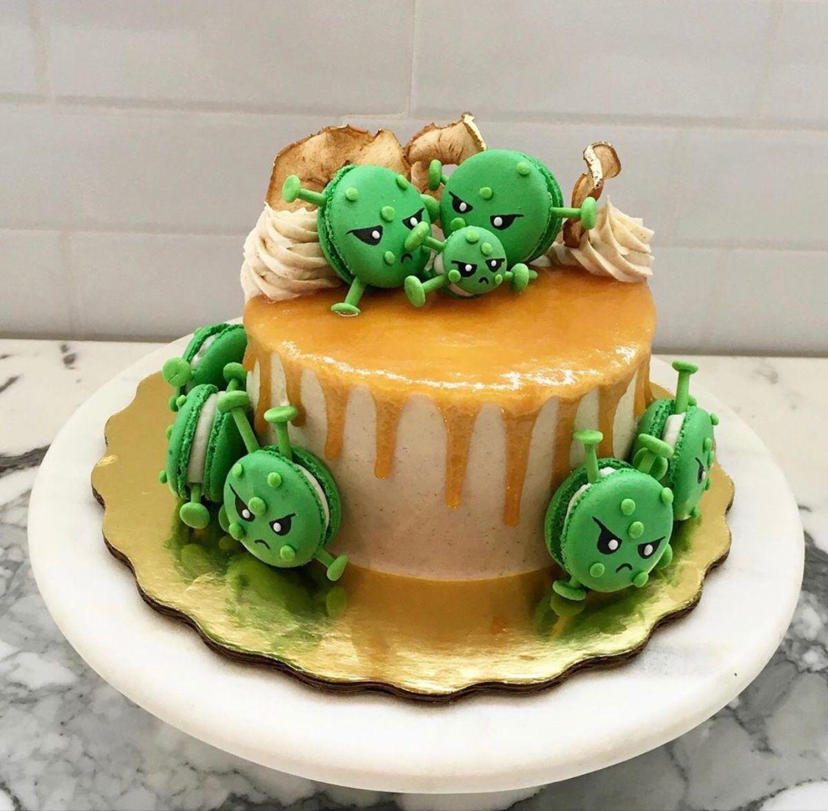 Pin en Quarantine birthday