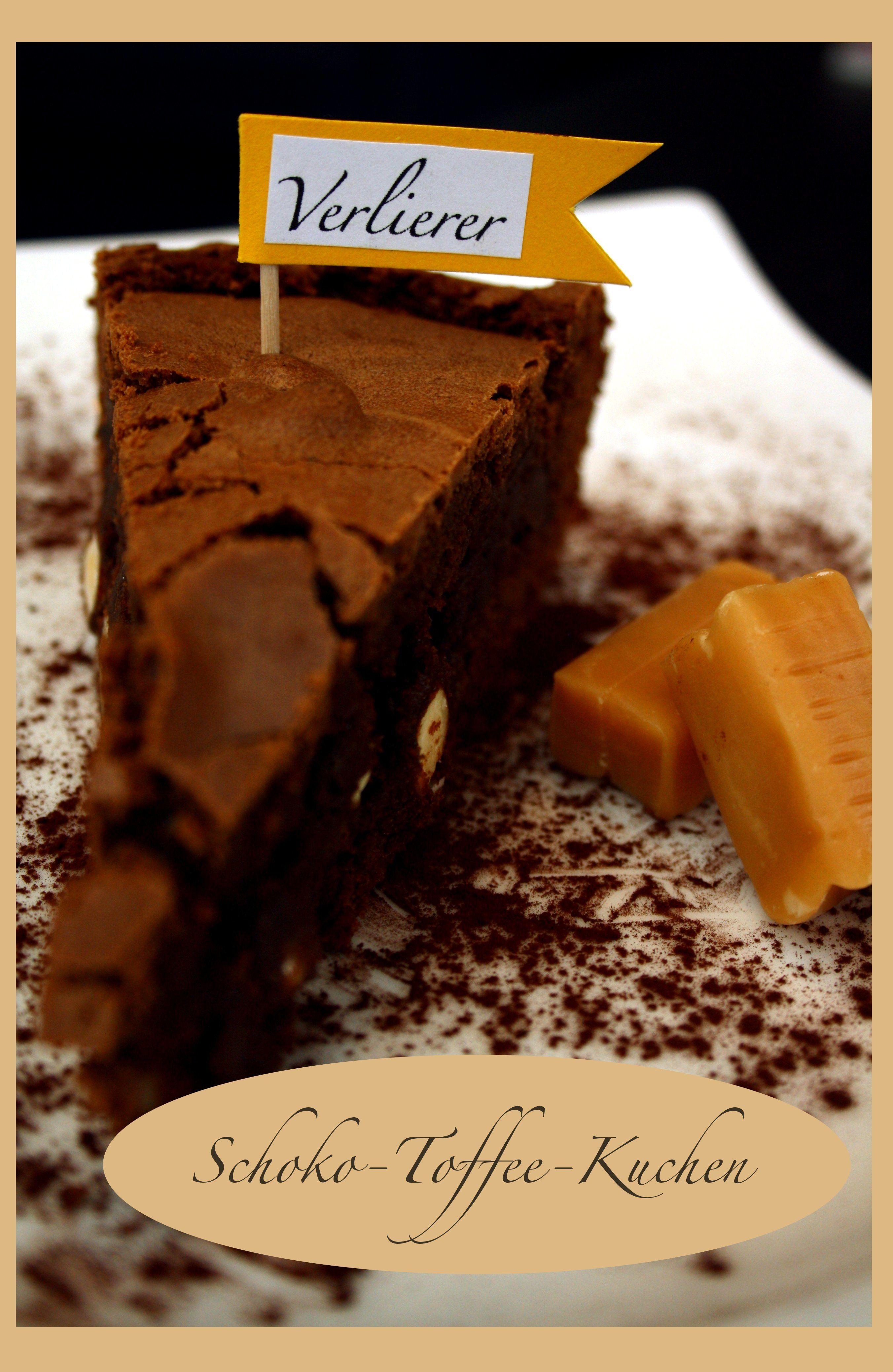 Schoko-Toffee-Kuchen