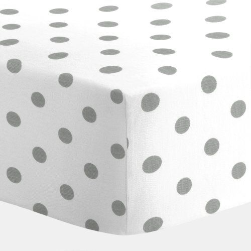 Carousel Designs White and Gray Polka Dot Crib Sheet Carousel Designs,http://www.amazon.com/dp/B00II071XI/ref=cm_sw_r_pi_dp_6DRhtb0AKYCXT12W