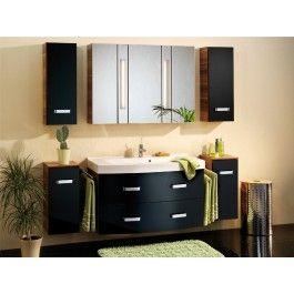 Die Badezimmermöbel Der Serie ARTE 7 Von Fackelmann Bringen Schwungvolle  Eleganz Ins Badezimmer   Erhältlich In
