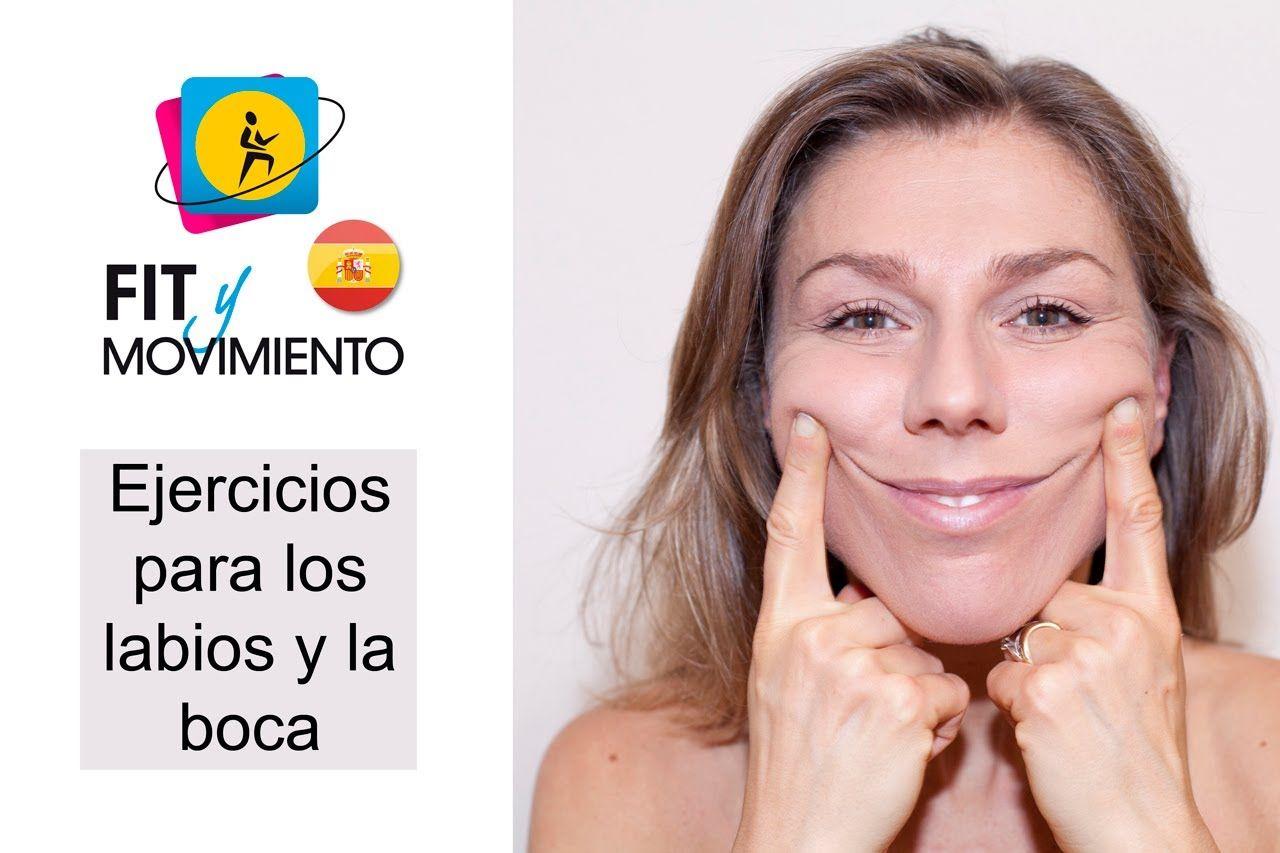 GIMNASIA FACIAL #1 - Ejercicios antiarrugas para los labios