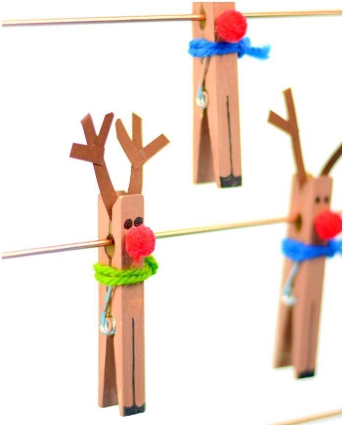 Lavoretti Di Natale Per Bambini Scuola Primaria Renna