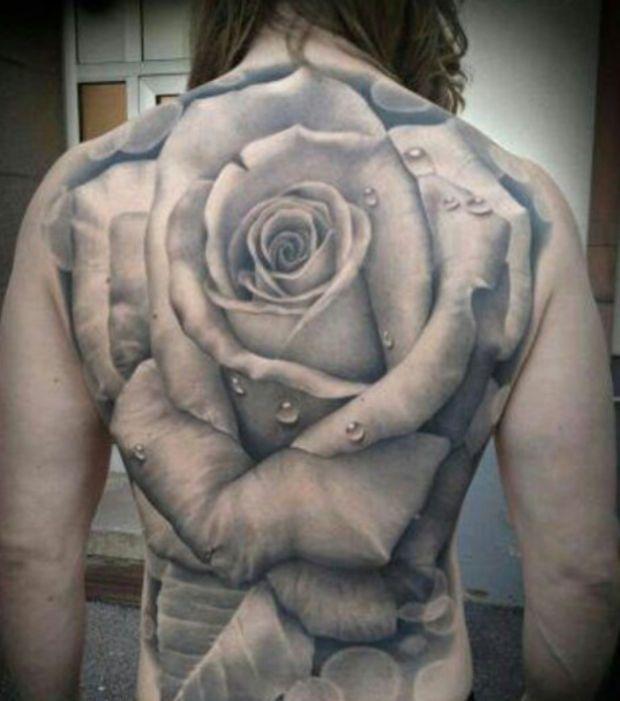 Tatouage Rose 41 Modeles De La Jolie Fleur Tatouage Rose Realiste Tatouage Rose Tatouage Rose Dessin