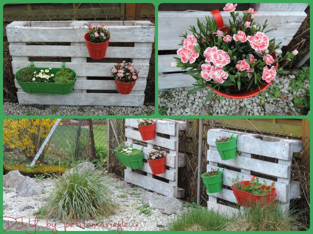 Verschönere Deinen Gartenzaun und Deinen Garten mit einer normalen