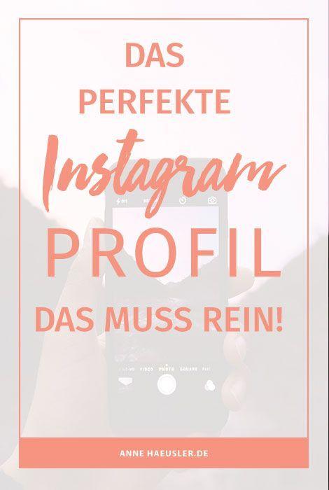 Profil instagram sprüche fürs 300+ Instagram