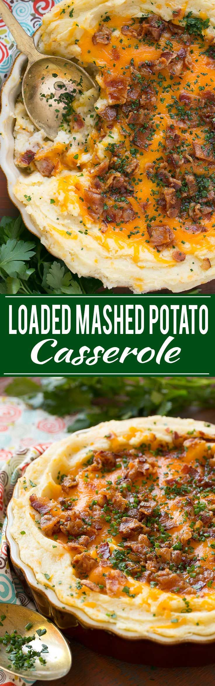 recipe: make ahead potato casserole for a crowd [30]