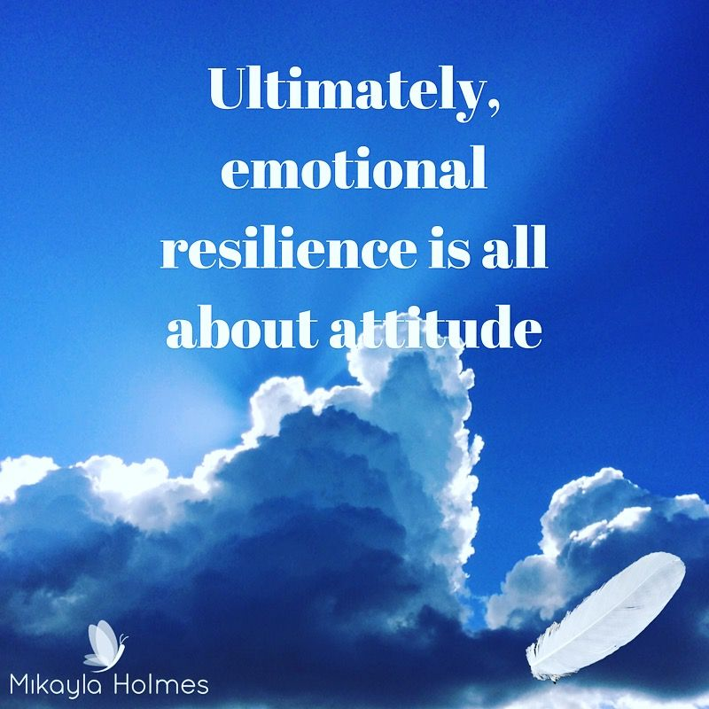 emotional resilience quiz